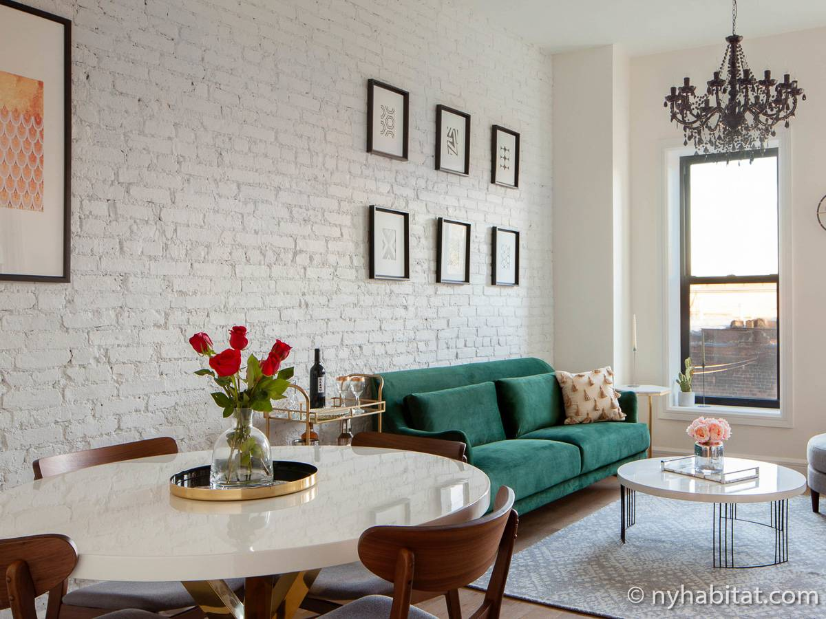 New York - 1 Bedroom apartment - Apartment reference NY-18378