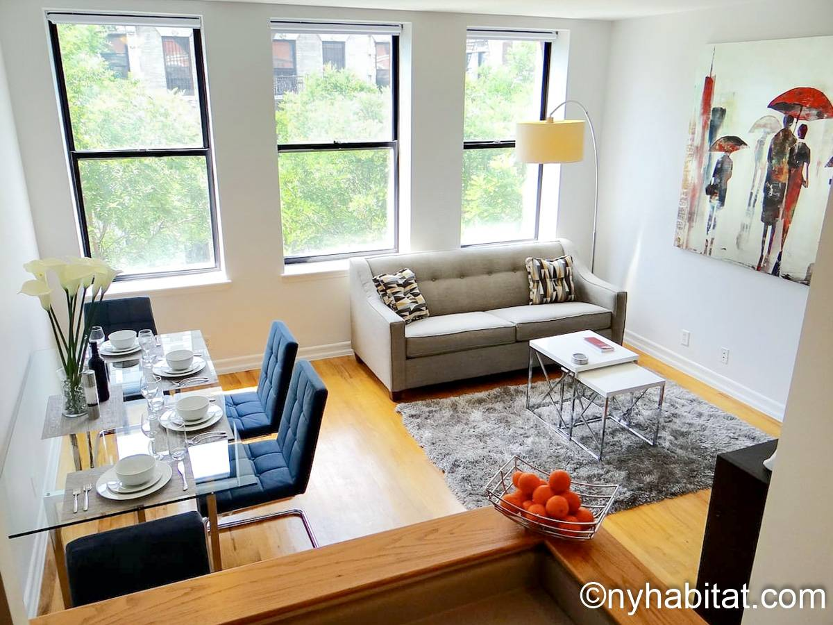 New York - 1 Bedroom apartment - Apartment reference NY-18382