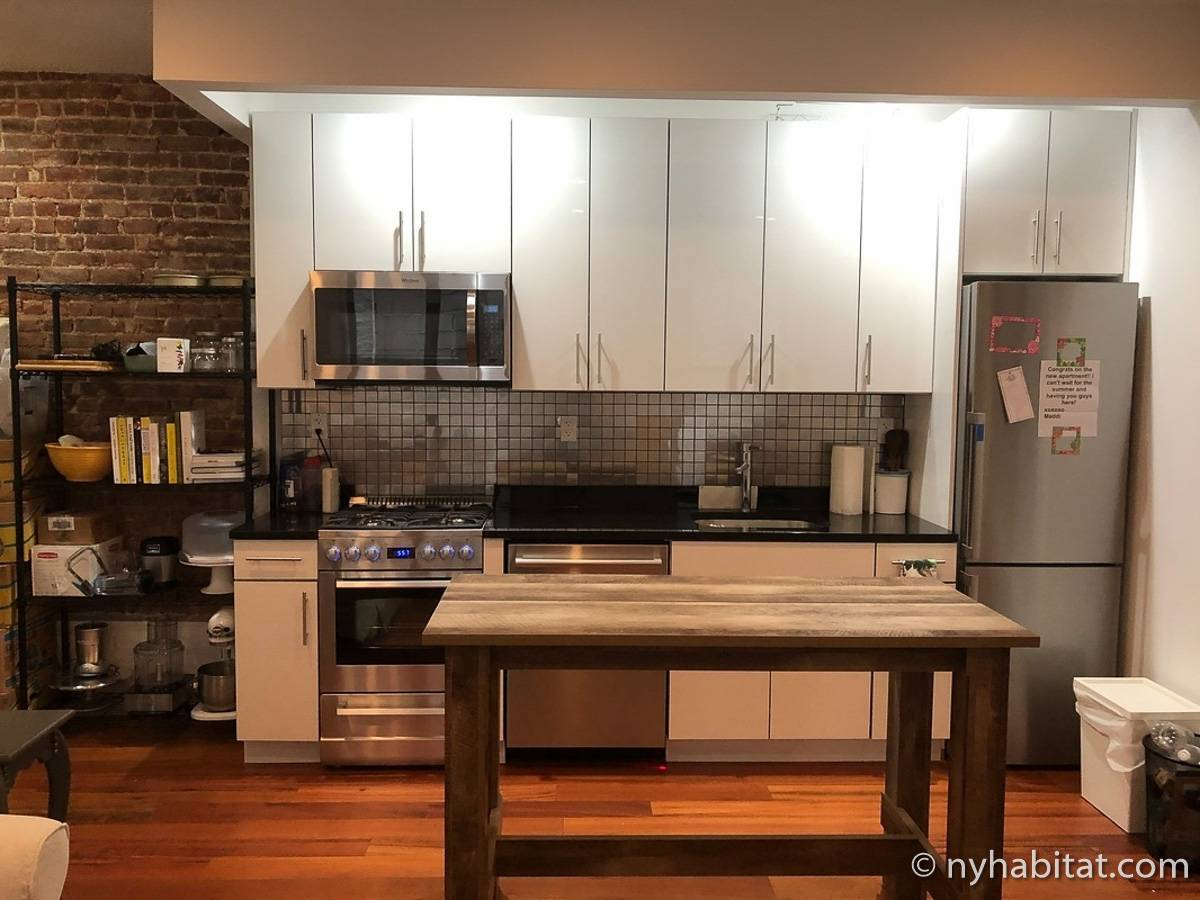 New York - 3 Bedroom apartment - Apartment reference NY-18383