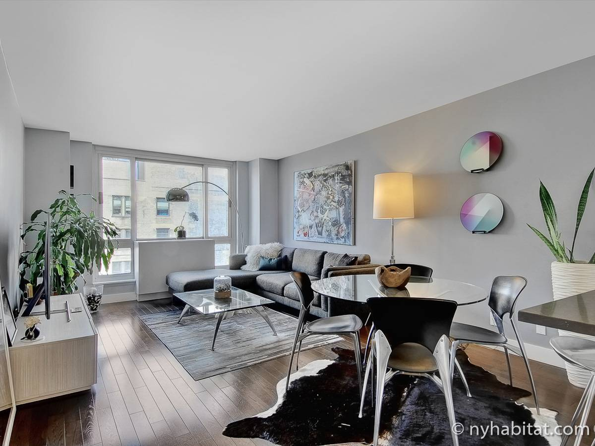 New York - 1 Bedroom apartment - Apartment reference NY-18392