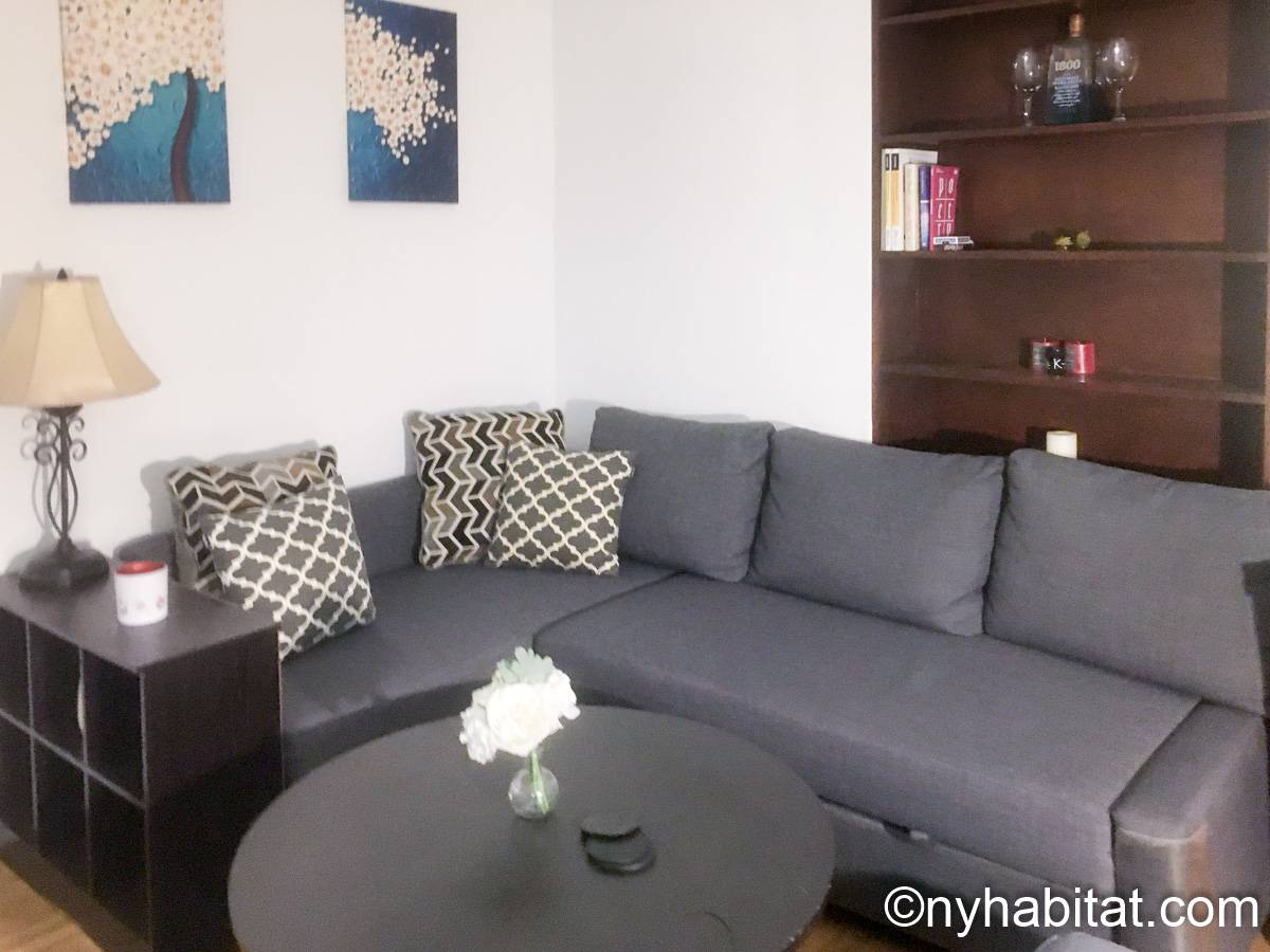 New York - 1 Bedroom apartment - Apartment reference NY-18395