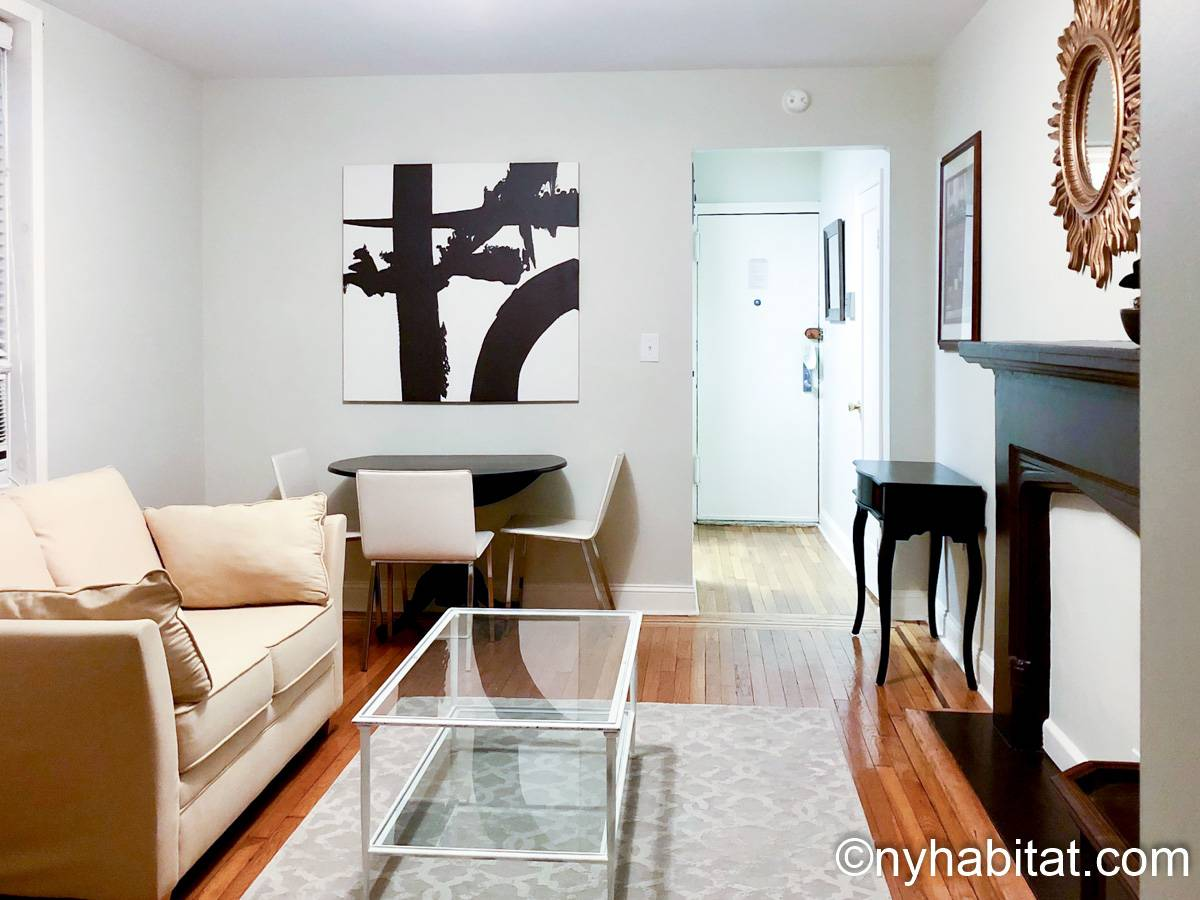 New York - 1 Bedroom apartment - Apartment reference NY-18396