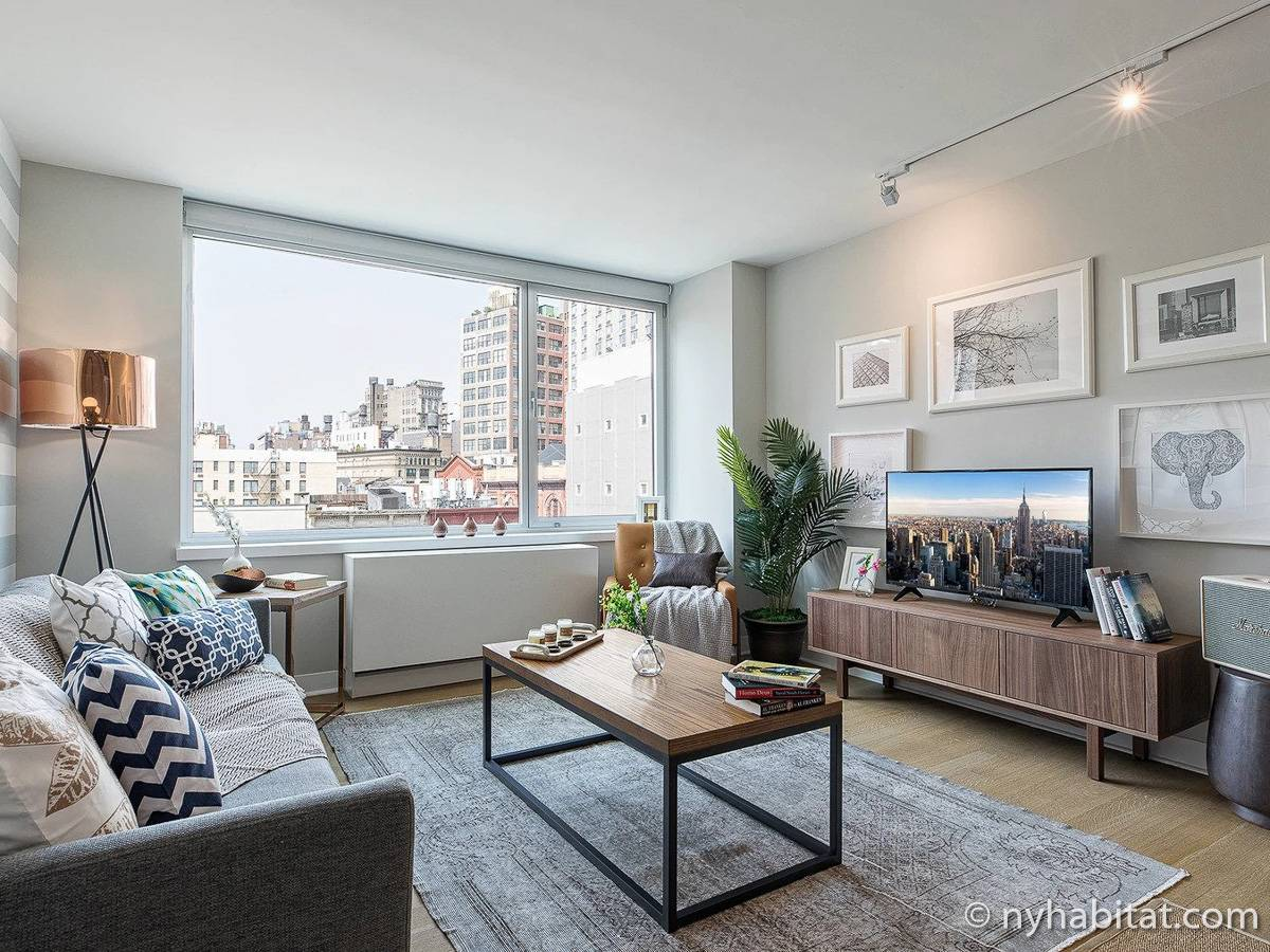 New York - 1 Bedroom apartment - Apartment reference NY-18397