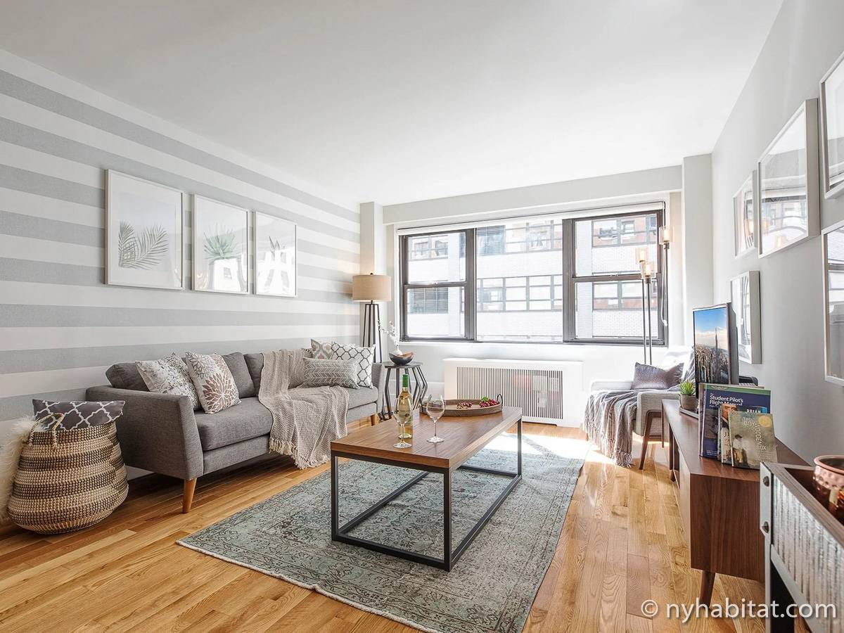 New York - 1 Bedroom apartment - Apartment reference NY-18398