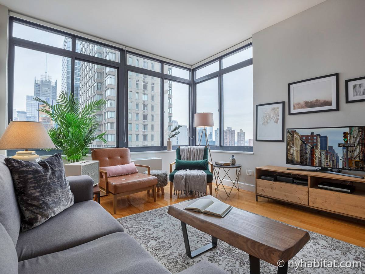 New York - 1 Bedroom apartment - Apartment reference NY-18402