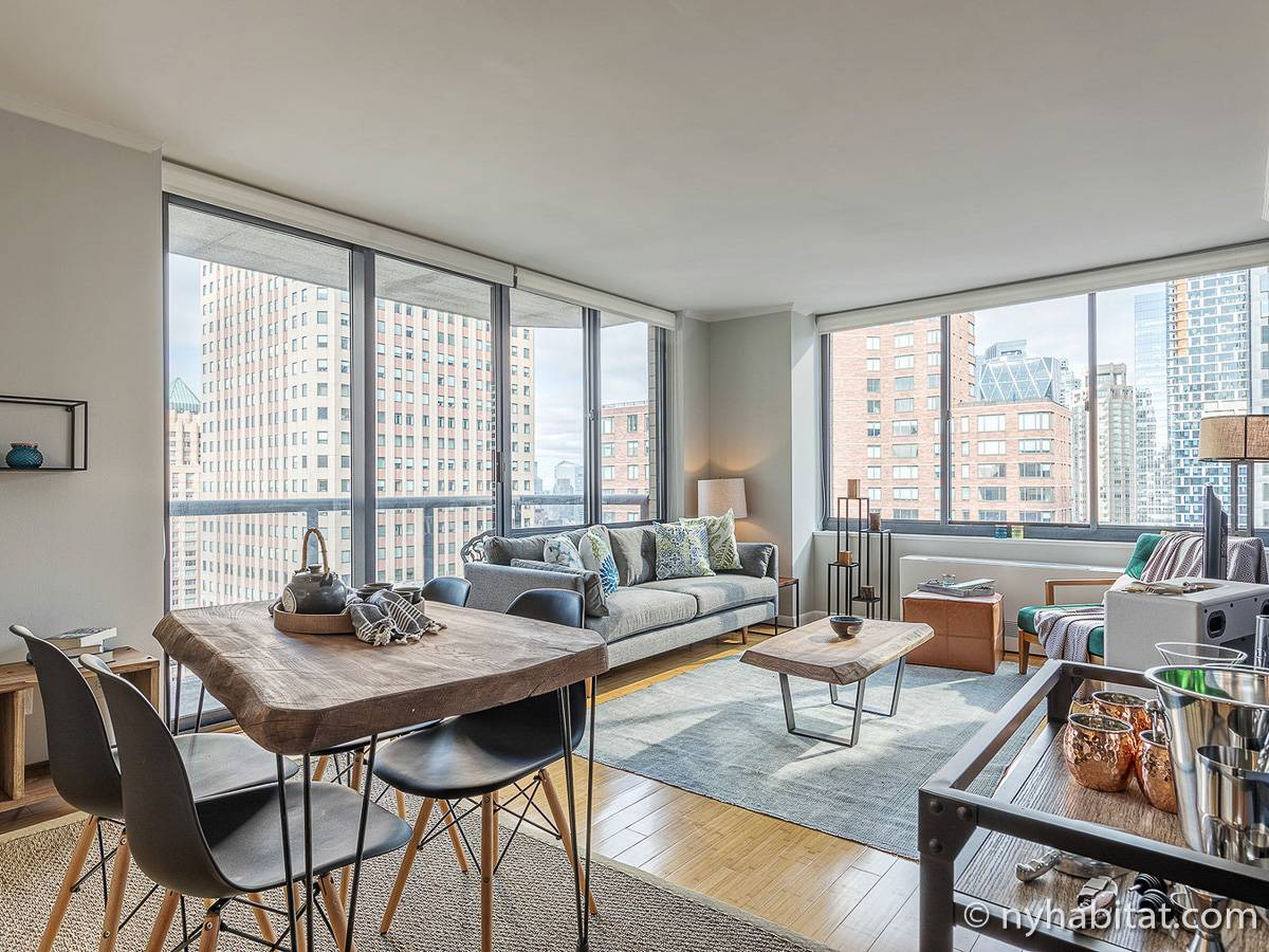 New York - 1 Bedroom apartment - Apartment reference NY-18403