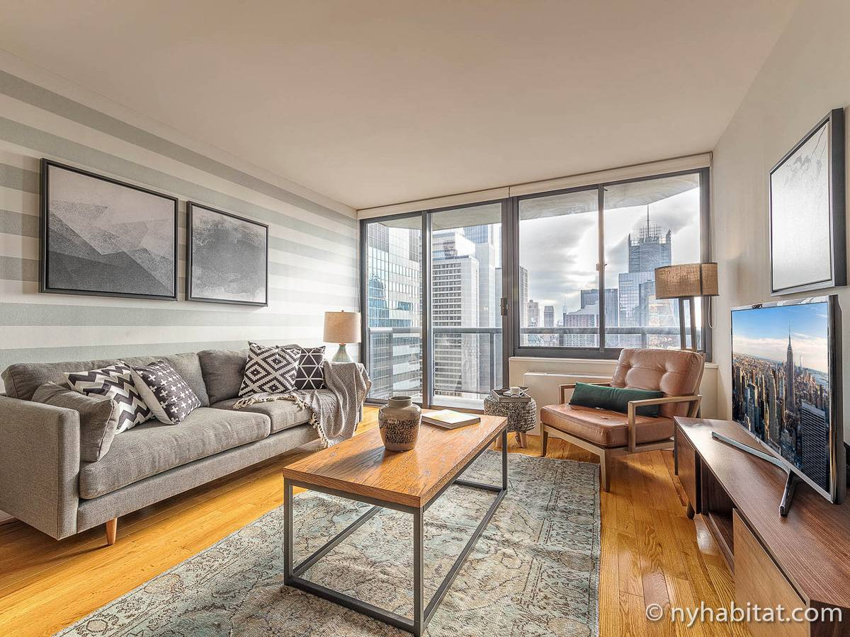 New York - 1 Bedroom apartment - Apartment reference NY-18404