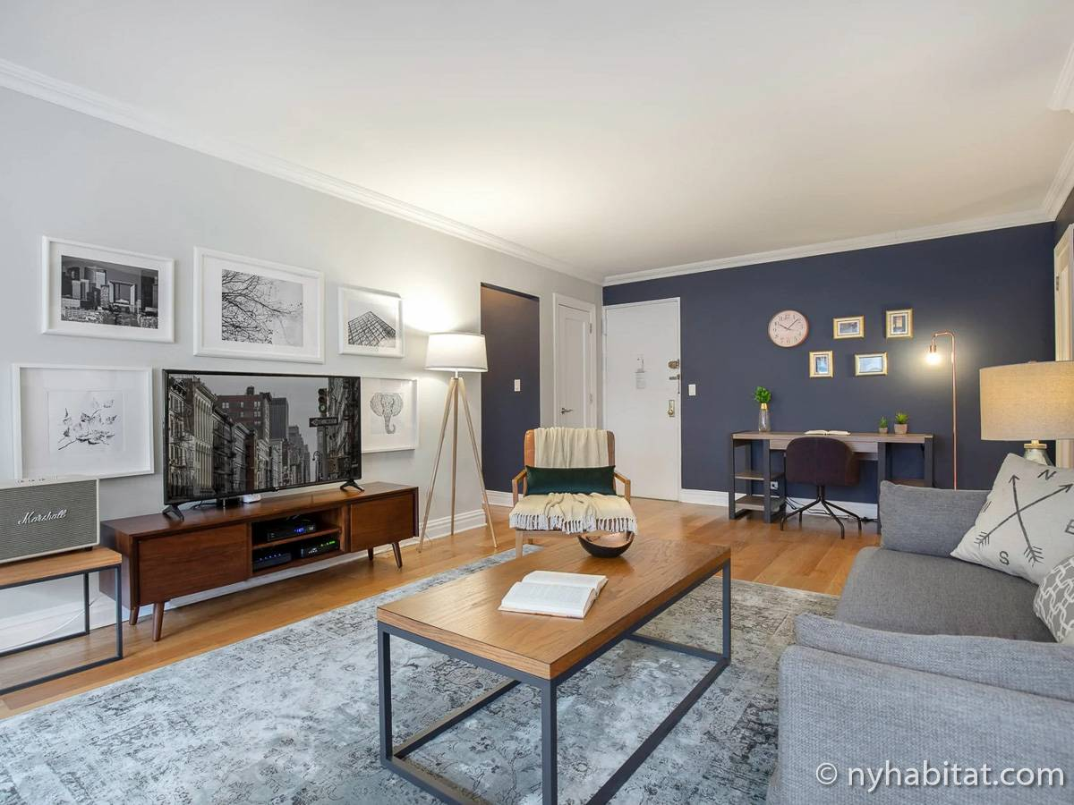 New York - 1 Bedroom apartment - Apartment reference NY-18408