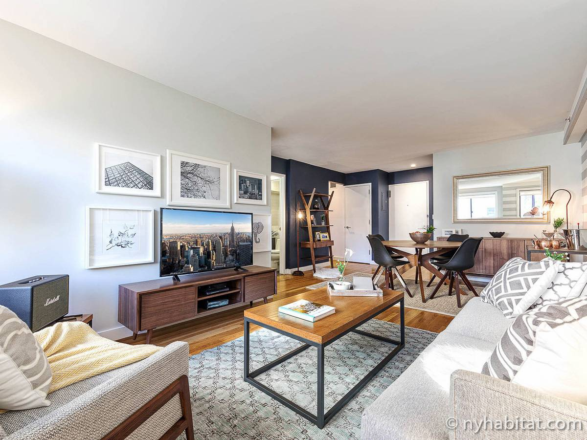 New York - 1 Bedroom apartment - Apartment reference NY-18410