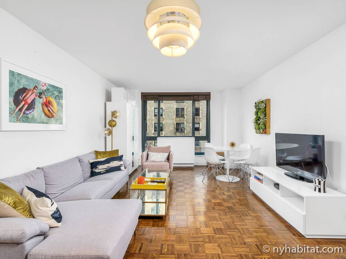 New York - 1 Bedroom apartment - Apartment reference NY-18411