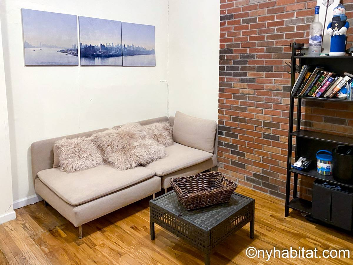 New York - 4 Bedroom roommate share apartment - Apartment reference NY-18413