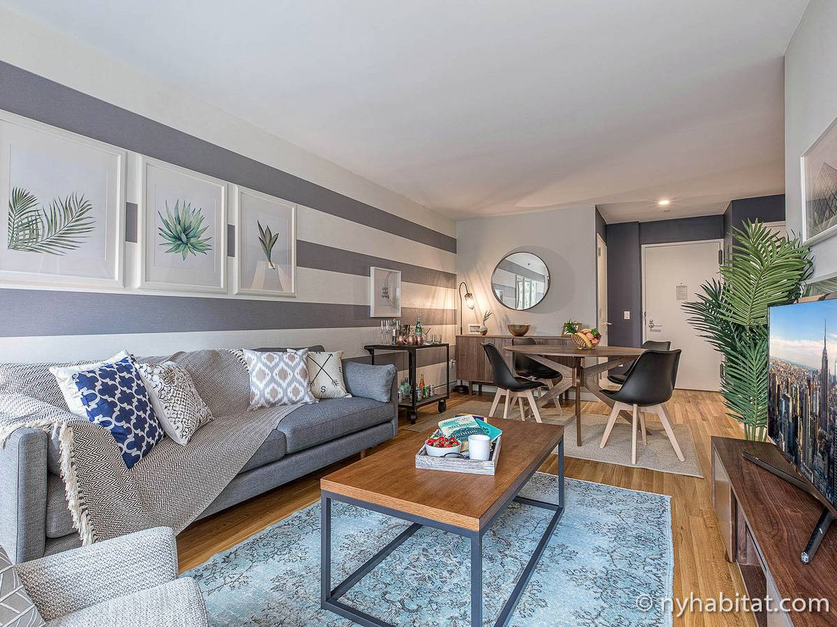 New York - 1 Bedroom apartment - Apartment reference NY-18415