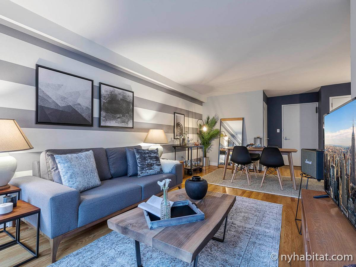New York - 1 Bedroom apartment - Apartment reference NY-18416