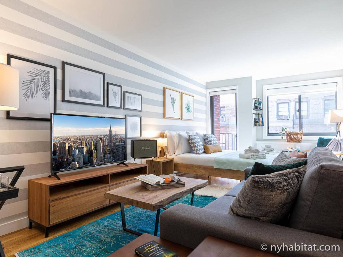 New York - Studio apartment - Apartment reference NY-18419