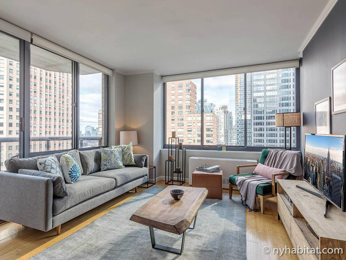 New York - 1 Bedroom apartment - Apartment reference NY-18420