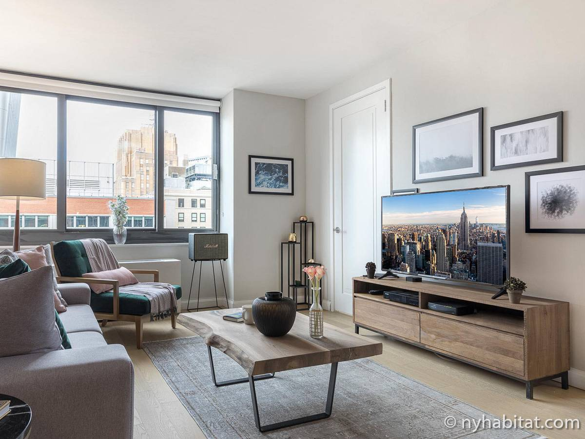 New York - 2 Bedroom apartment - Apartment reference NY-18421