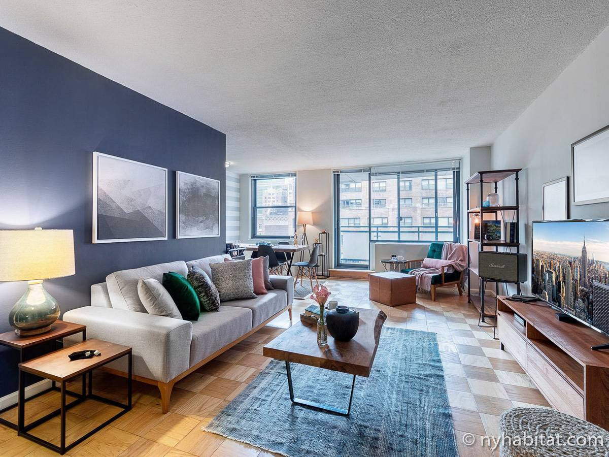 New York - T2 logement location appartement - Appartement référence NY-18424