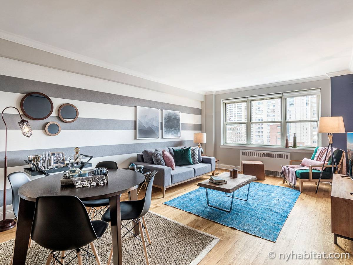 New York - 1 Bedroom apartment - Apartment reference NY-18425