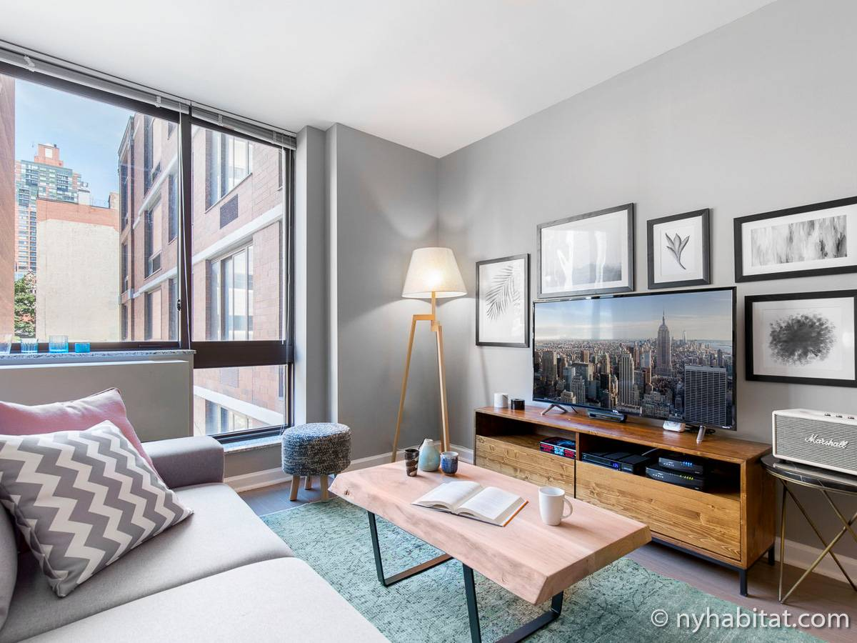 New York - Studio T1 logement location appartement - Appartement référence NY-18430
