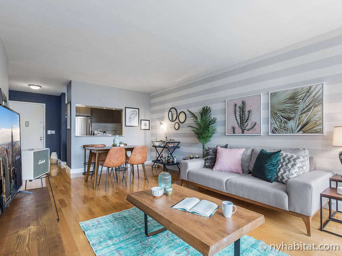 New York - 1 Bedroom apartment - Apartment reference NY-18432
