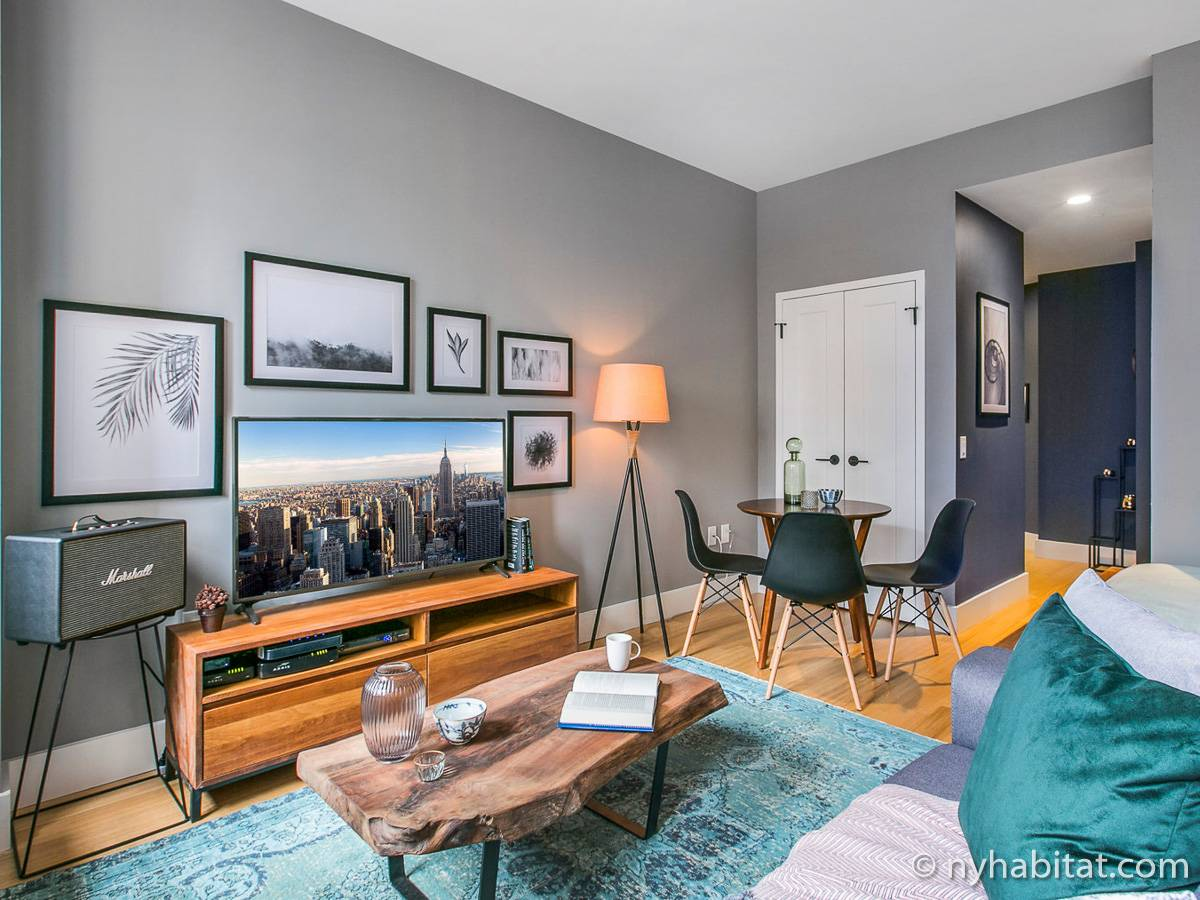New York - Studio apartment - Apartment reference NY-18433