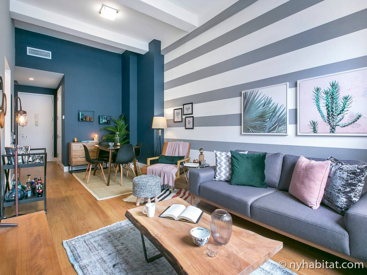 New York - 1 Bedroom apartment - Apartment reference NY-18435