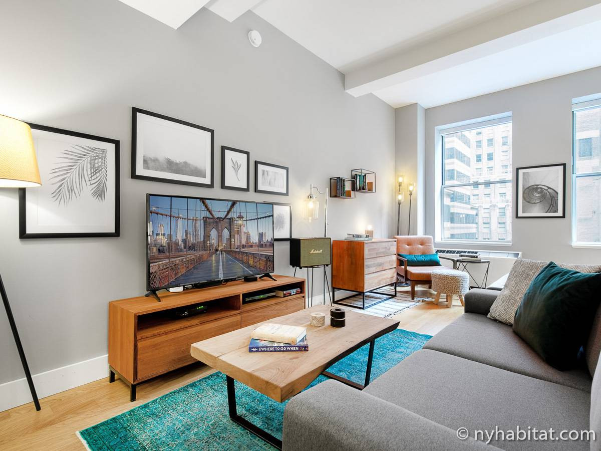New York - Studio apartment - Apartment reference NY-18437
