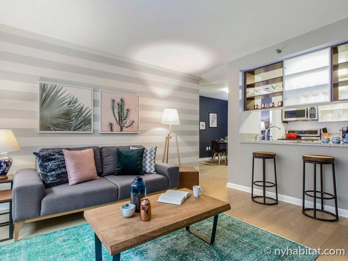 New York - 1 Bedroom apartment - Apartment reference NY-18438