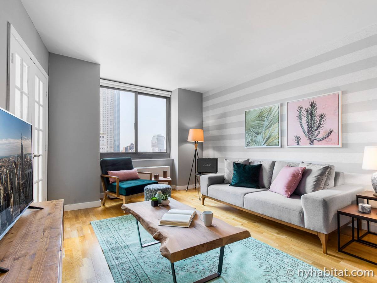 New York - 2 Bedroom apartment - Apartment reference NY-18439