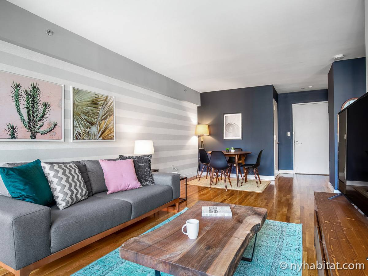 New York - 1 Bedroom apartment - Apartment reference NY-18449