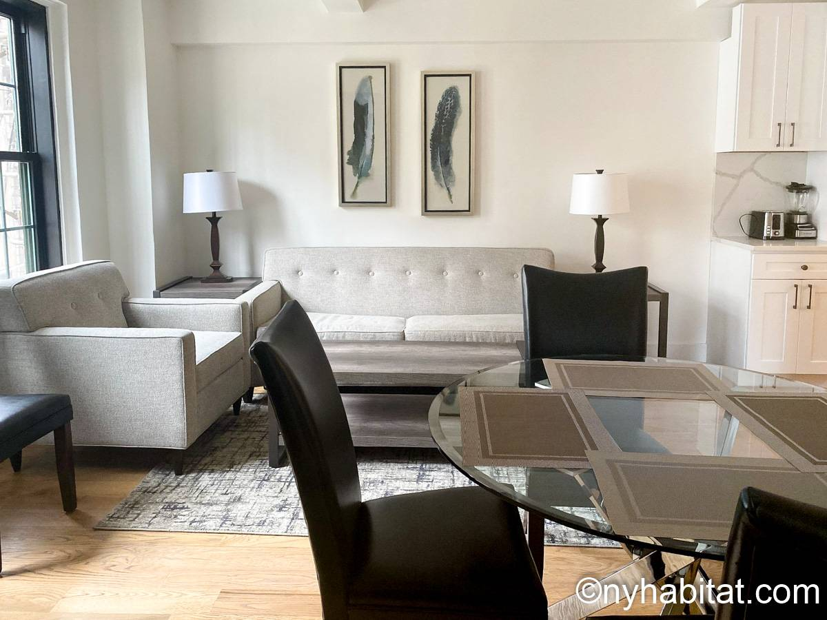 New York - 4 Bedroom apartment - Apartment reference NY-18454