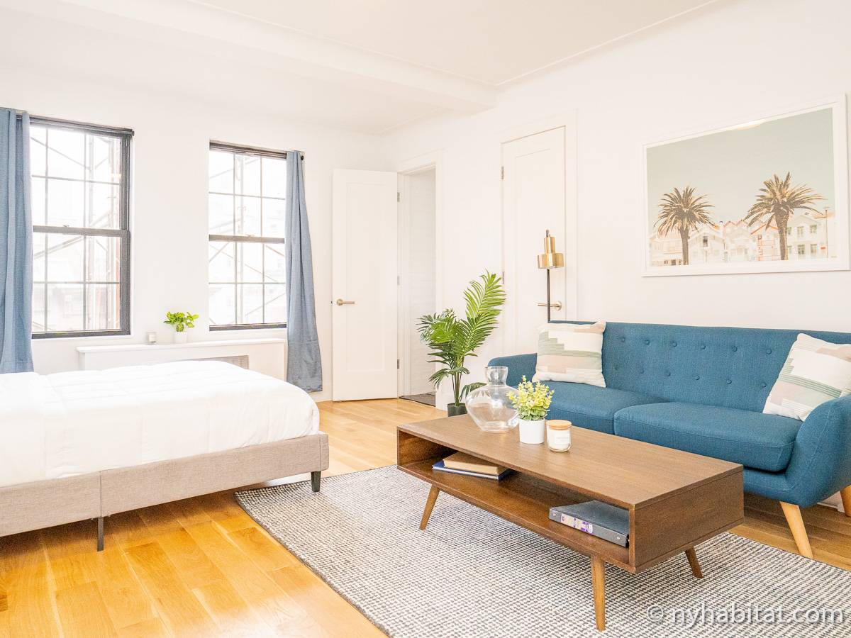 New York - Studio accommodation - Apartment reference NY-18456
