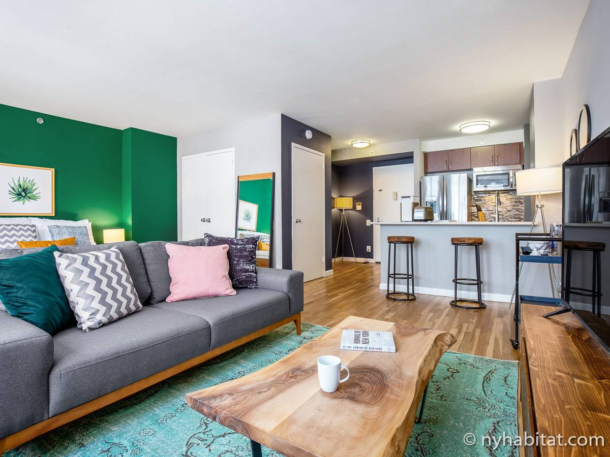 New York - Studio T1 logement location appartement - Appartement référence NY-18461