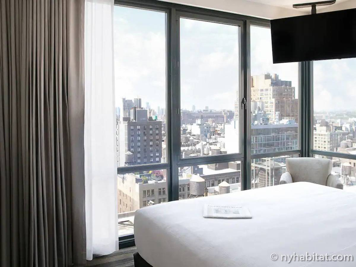 New York - 1 Bedroom accommodation - Apartment reference NY-18463