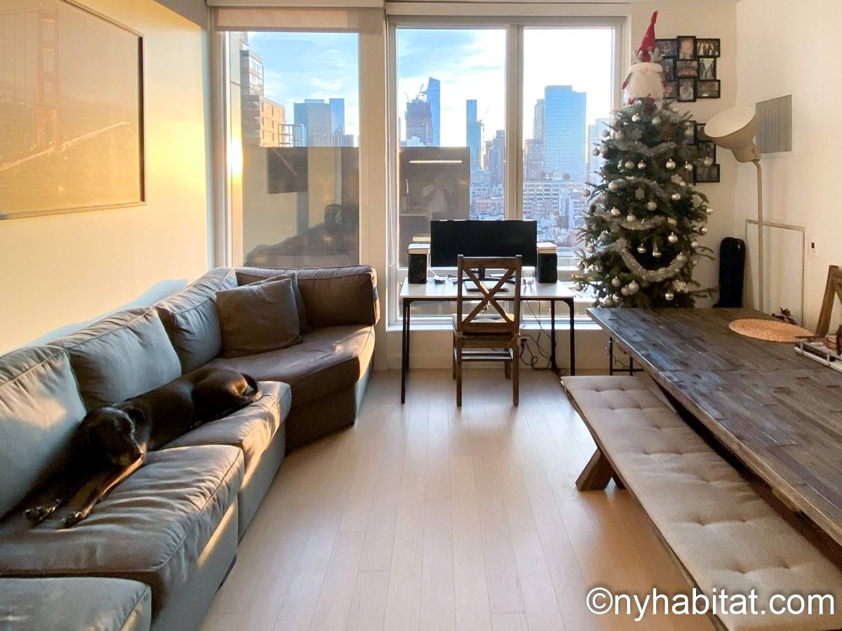 New York - T2 logement location appartement - Appartement référence NY-18475
