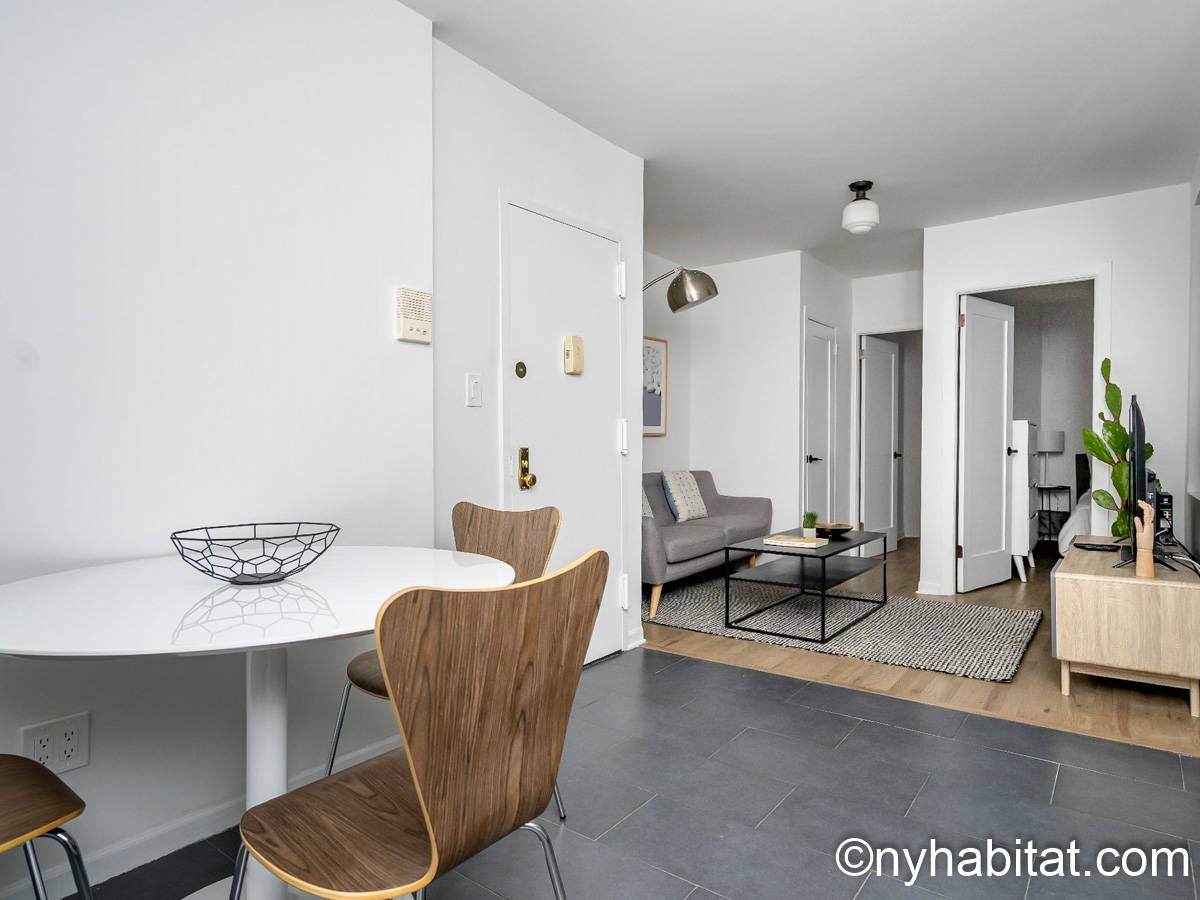 New York - 2 Bedroom accommodation - Apartment reference NY-18476