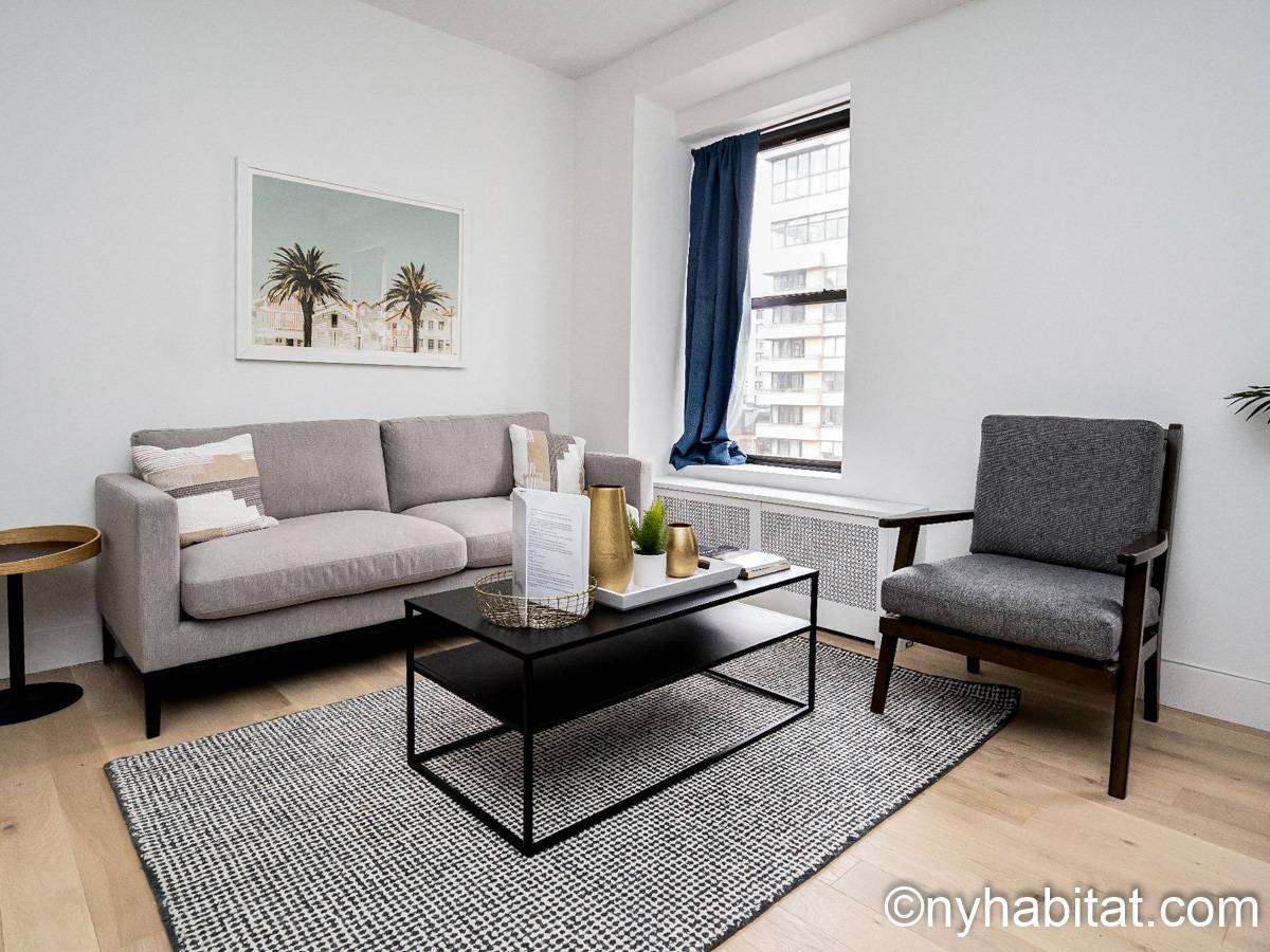 New York - 3 Bedroom accommodation - Apartment reference NY-18477