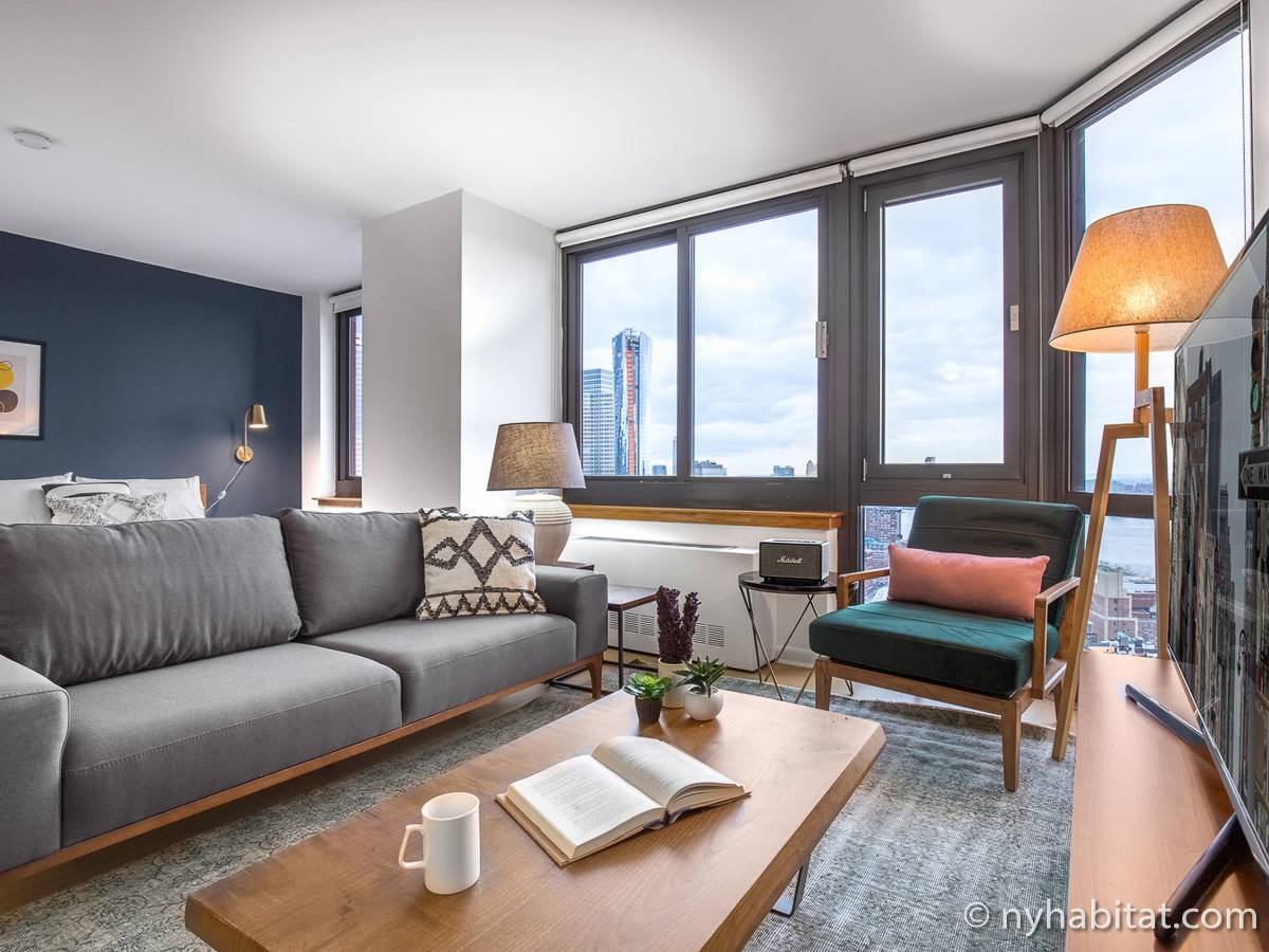 New York - Studio apartment - Apartment reference NY-18481