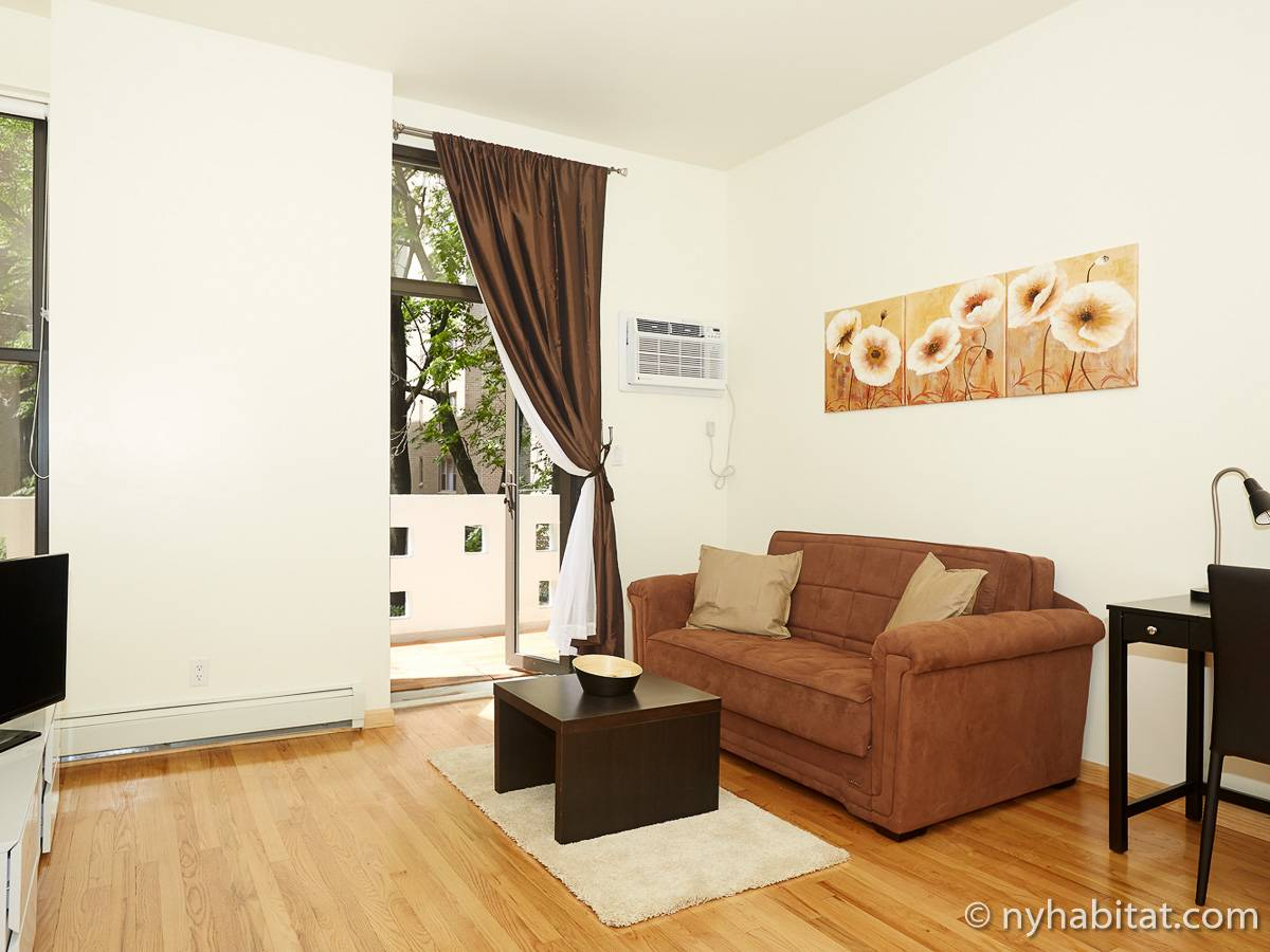 New York - 1 Bedroom apartment - Apartment reference NY-18483
