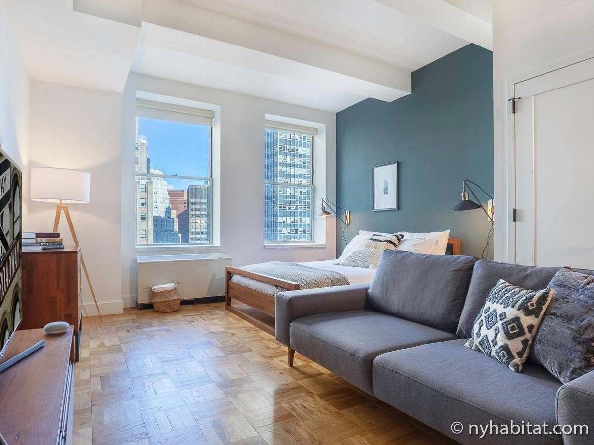 New York - Studio apartment - Apartment reference NY-18484