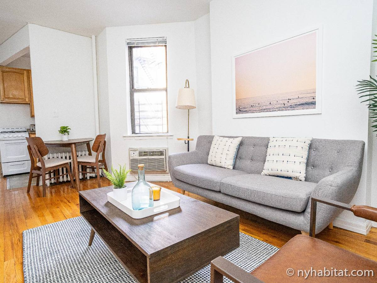 New York - 1 Bedroom accommodation - Apartment reference NY-18493