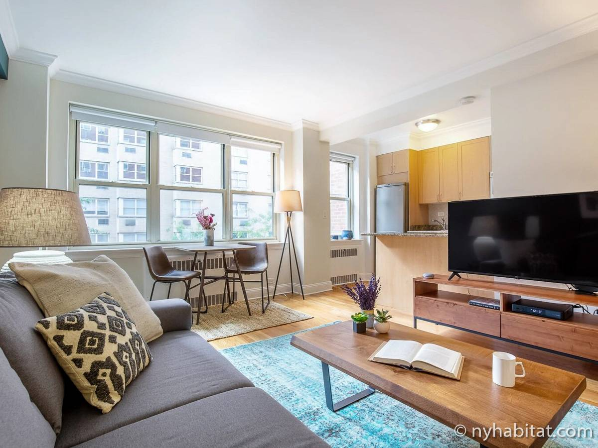 New York - Studio T1 logement location appartement - Appartement référence NY-18498