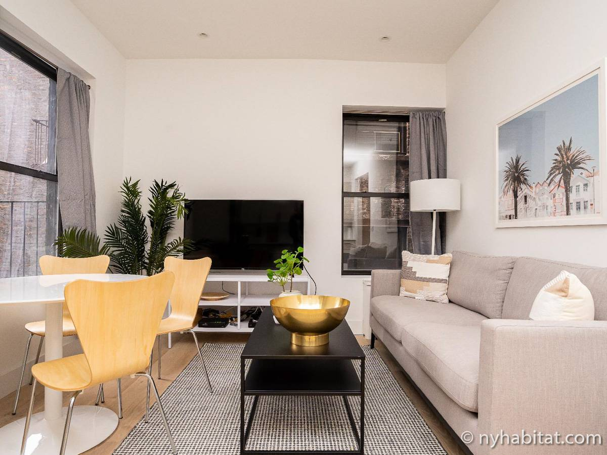 New York - 2 Bedroom accommodation - Apartment reference NY-18500