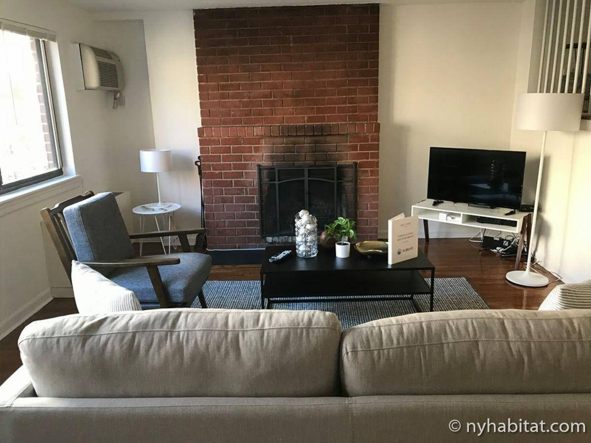 New York - 1 Bedroom accommodation - Apartment reference NY-18501