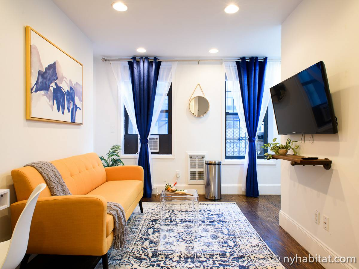 New York - 1 Bedroom apartment - Apartment reference NY-18505