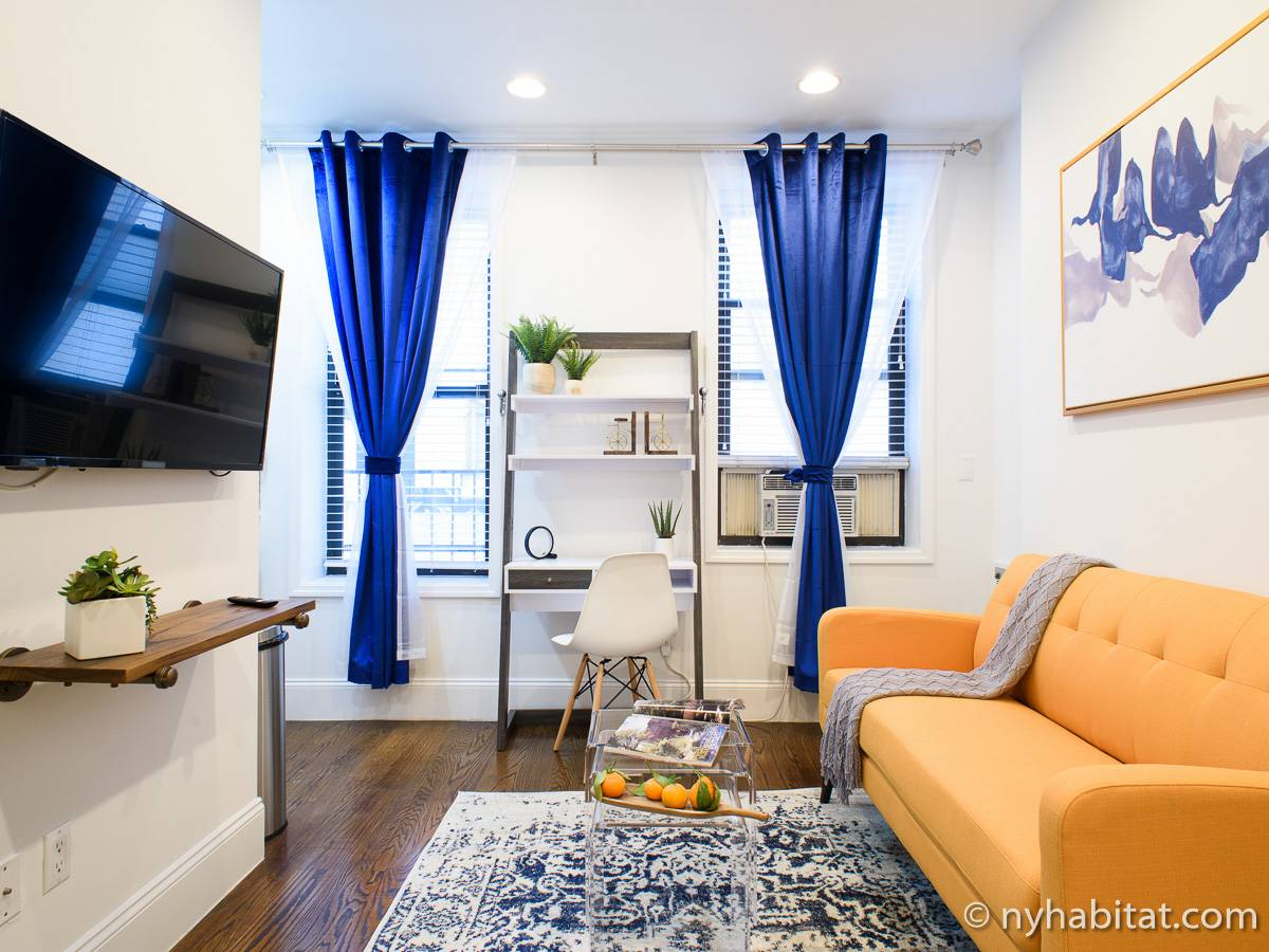 New York - 1 Bedroom apartment - Apartment reference NY-18506