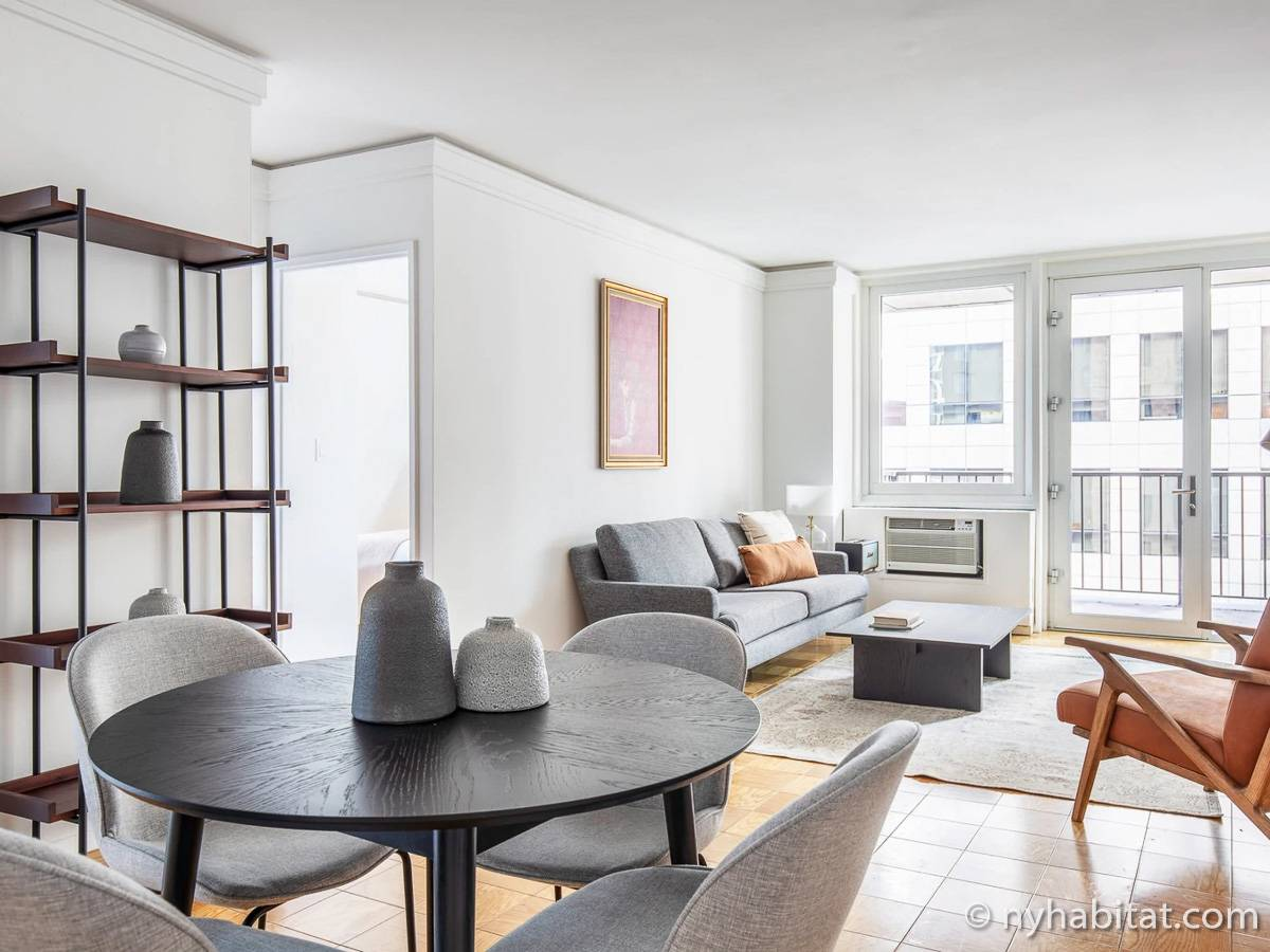 New York - 2 Bedroom apartment - Apartment reference NY-18526