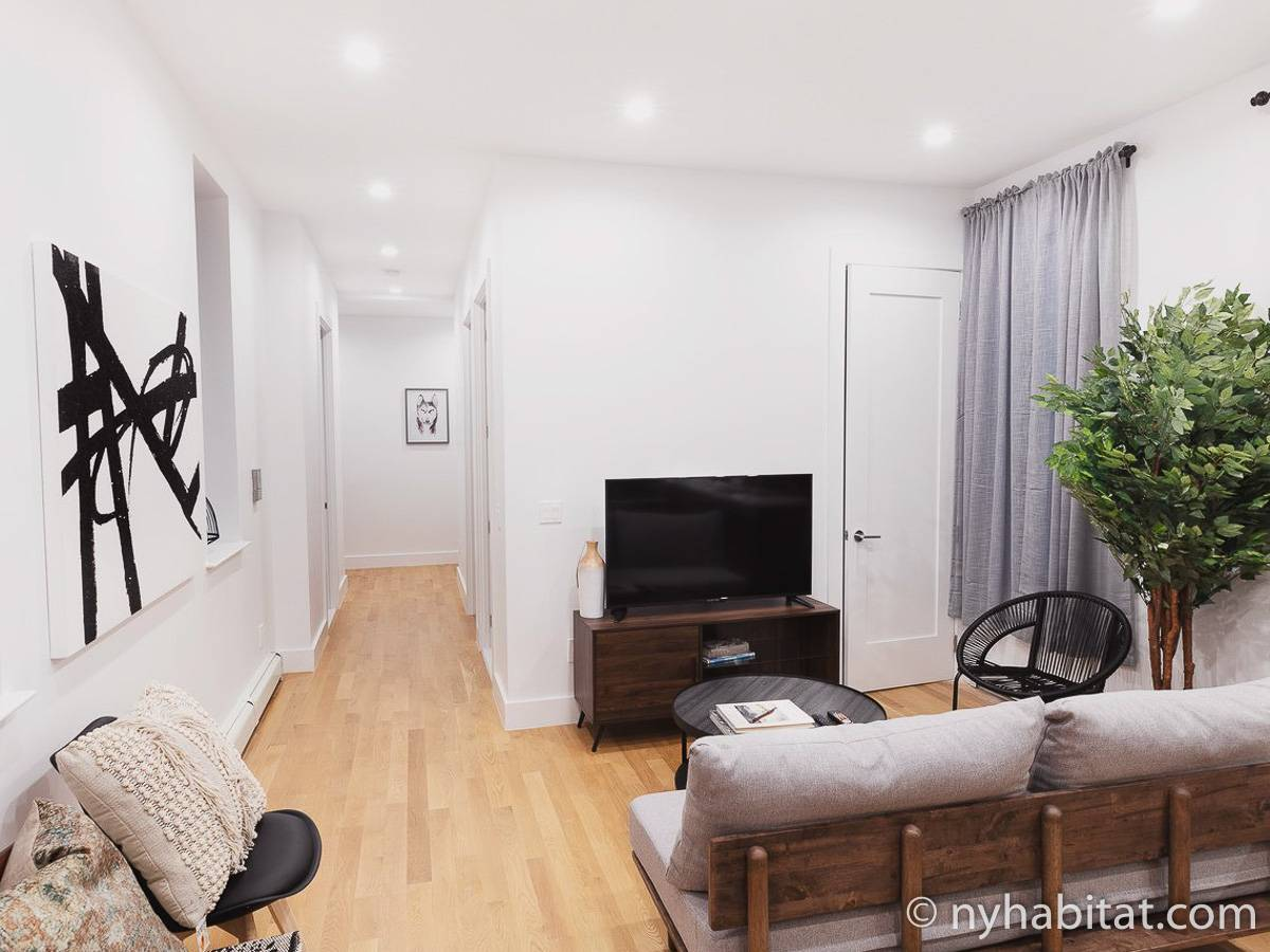 New York - T5 appartement colocation - Appartement référence NY-18529