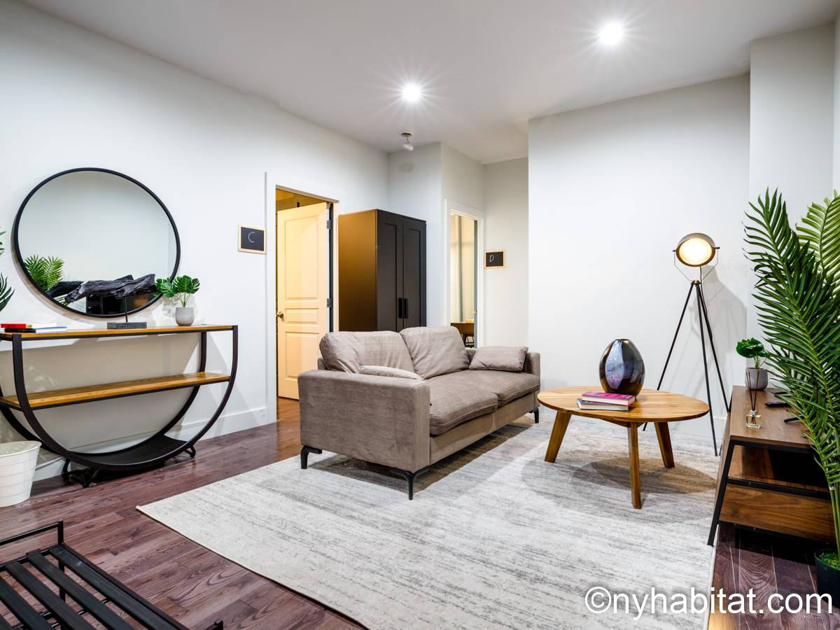 New York - 5 Bedroom roommate share apartment - Apartment reference NY-18531