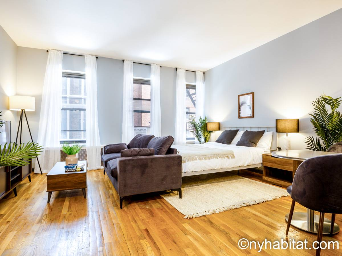 New York - Studio apartment - Apartment reference NY-18537